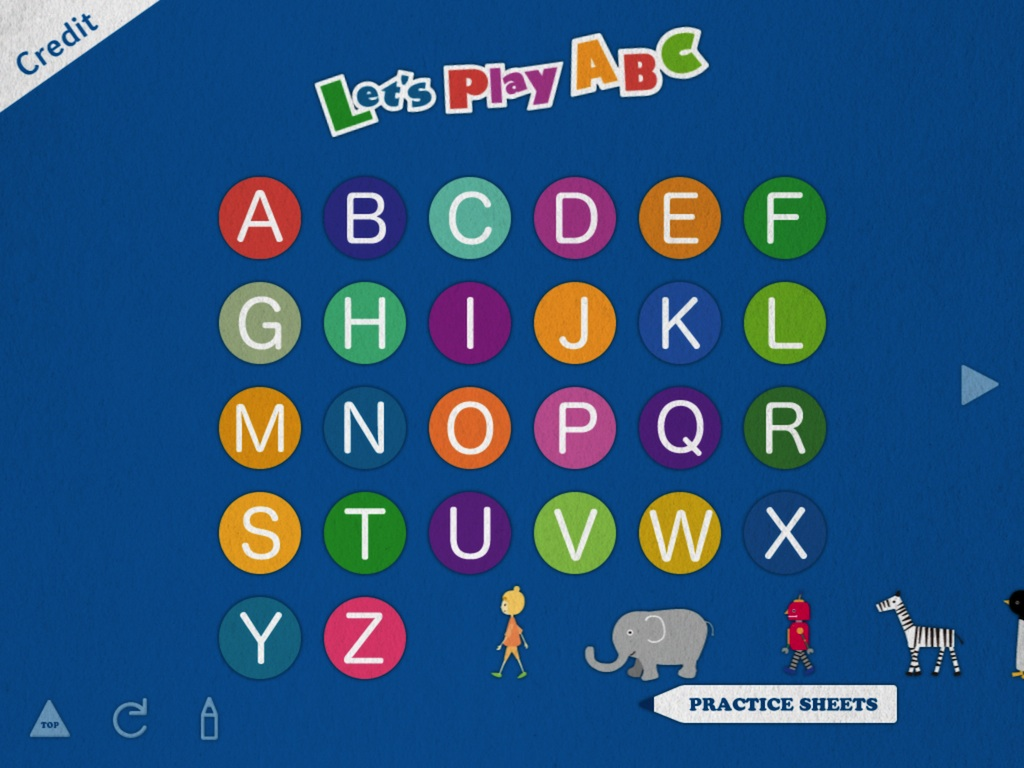 Let's Play ABC1